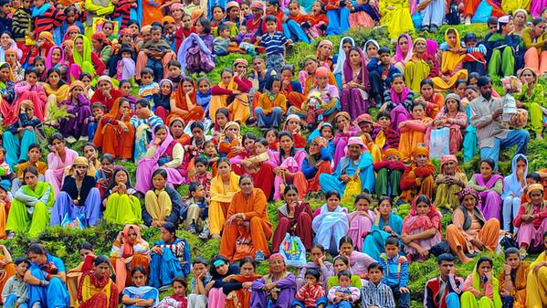 Colors, Shimla, Himachal Pradesh, India